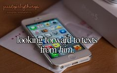 just girly things♥ well.. usually... often-- Always :))
