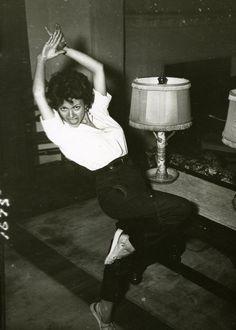 Rita Morino At The Hollywood Studio Club