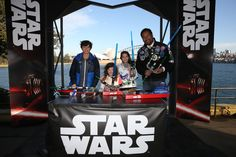 Star Wars Fans Awaken around the globe for 'Force Friday'