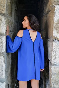 "Raquel Baptista ""Mind, Body & Soul"" Lookbook - Look6: Boho Dress with Black Lace Details!"
