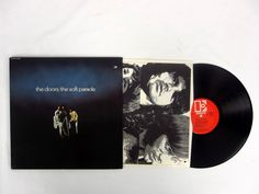 The Doors - The Soft Parade - 1969 LP Gatefold Red Label Electra EKS-75005