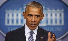 Obama hace un balance de su política antiterrorista pensando en silencio de Trump
