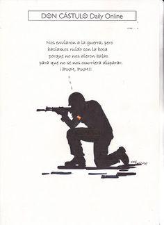 Don Cástulo: La guerra de Trillo.
