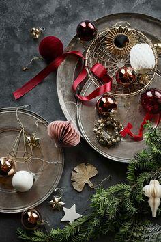 The 3 most beautiful Christmas trends 2018 Christmas Trends, Christmas Mood, Noel Christmas, Christmas Inspiration, Simple Christmas, Xmas, Christmas Tables, Holiday Mood, Nordic Christmas