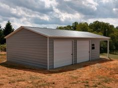 Pole barn shed building type 3 sided pole barn with - Craigslist fort smith farm and garden ...