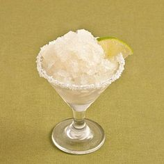 Bourbon Margarita Slushies   Flavors of bourbon and orange juice make this a perfect wintertime drink.   SouthernLiving.com
