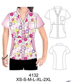 Delantales Teacher Dresses, Corporate Uniforms, Diy Clothing, Scrubs, Men Casual, Plus Size, Fashion Outfits, Mens Tops, How To Wear