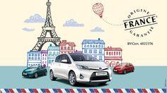 La Toyota Yaris labellisée « Origine France Garantie »