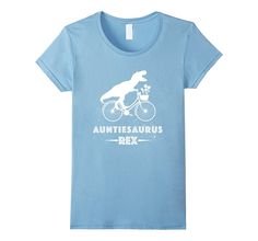 Amazon.com: Women's Auntiesaurus TShirt, Best Funny Aunt tshirt Gift: Clothing