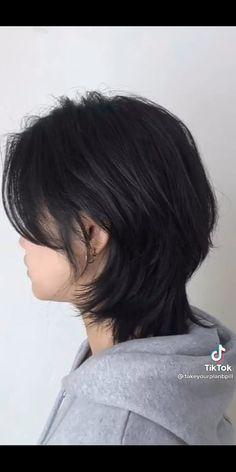 Short Hair Tomboy, Asian Short Hair, Girl Short Hair, Short Hair Cuts, Shot Hair Styles, Long Hair Styles, Hair Inspo, Hair Inspiration, Androgynous Hair