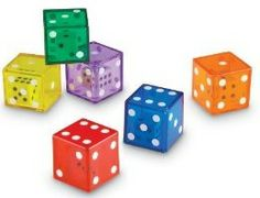 Have them and LOVE THEM!!!!! If you use EDM, they are a god send when doing the Dice Roll Game:)