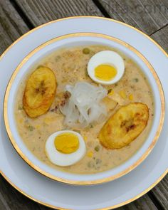 Fanesca or Ecuadorian Easter soup