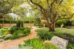 This year's Landscape Design Show Gardens - Melbourne International Flower & Garden Show