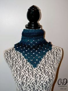 Winter Neck Kerchief aka Winter Neckerchief Free Pattern bb165b5d45