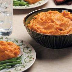 Sweet Potatoes 'n' Pears Recipe from Taste of Home