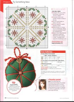 Gallery.ru / Photo # 29 - The world of cross stitching 183 + app Christmas cards - tymannost