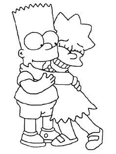 Simpsons Malvorlagen - Malvorlagen1001.de.