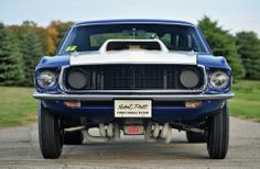 1969 Ford Mustang Sohc Front End Photo 10