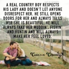 Cute n country shirts made for country girls and women Country Couples Quotes, Cute Country Couples, Real Country Girls, Country Girl Life, Country Music Quotes, Cute N Country, Couple Quotes, Country Living, Country Style