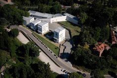 Galeria de Faculdade de Arquitectura da Universidade do Porto pelas lentes de Fernando Guerra - 1