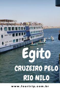 Cruzeiro Rio Nilo: Roteiro de 3 dias passando por Aswan e Luxor #rionilo #cruzeirorionilo #egito #luxor