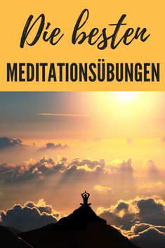 10 meditation exercises for more clarity and presence - Meditation is so diverse – just like we humans are. There is no meditation exercise that works eq - Zen Meditation, Chakra Meditation, Meditation Exercises, Zen Yoga, Meditation For Beginners, Meditation Benefits, Meditation Techniques, Meditation Practices, Yoga Benefits