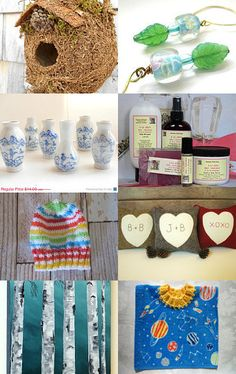 March Maine Finds by Sandy Lamontagne on Etsy #maineteam #marchtrends #spring
