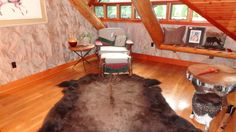 Cleaning Leather Rugs -> How To Care For And Clean Cowhide Rugs & Other Animal Skin Rugs