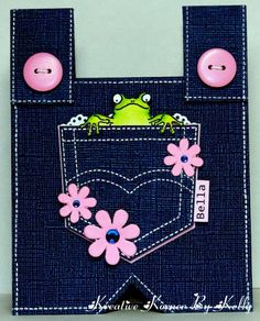 Pocket Full Of Love by kcs1955 - Cards and Paper Crafts at Splitcoaststampers