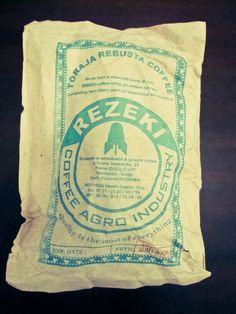 toraja robusta coffee..indonesia :*