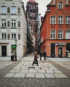 Exploring Gdańsk!