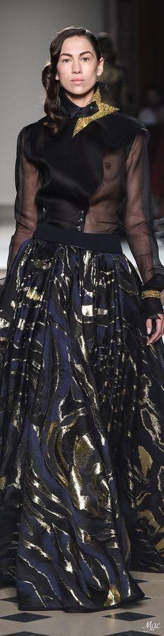 Fall 2016 Haute Couture - Julien Fournie