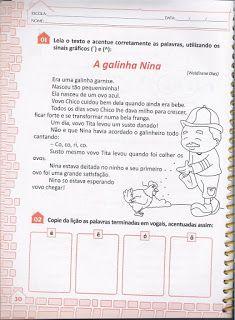 Cartilhas E Atividades Fundamental 1 E 2 Colecao Gramatica E