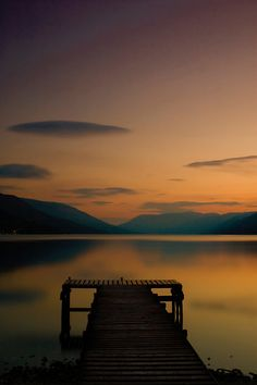 Loch Earn.  i've captured some of what I think are my best landscapes there.