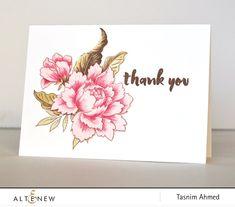 Peony Bouquet-pink-