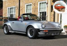World Of Classic Cars: Porsche 911 Turbo Cabriolet 1989 - World Of Classi...
