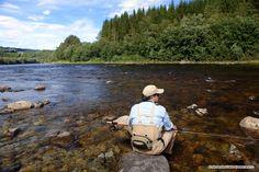 Orkla River, Norway. www.aos.cc