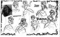 disney model sheet - Google Search