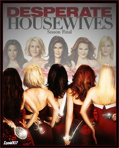 Desperate Housewives-love--my hubby got me the complete deluxe edition set for our anniv...
