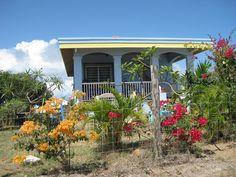 Caribbean cottage, BVI