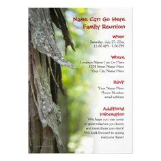 37 best family reunion invitation images on pinterest family