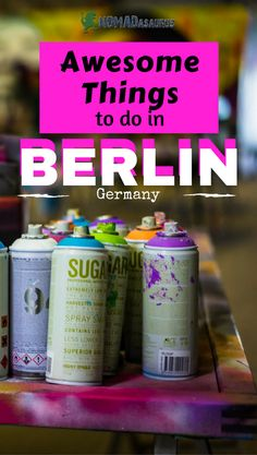 Are you looking for the best things to do in Berlin? Well look no further. We have figured out what to do in Berlin for you. Even some unique things to do in Berlin.