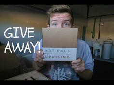 Artifact Uprising Giveaway!! - YouTube