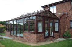 Ideal Homes Ltd, London's top conservatory company - DISCOUNT - instant online quote for UK conservatories Edwardian Conservatory, Conservatory Design, Ideal Home, Home Improvement, Conservatories, House Design, London, Mansions, House Styles