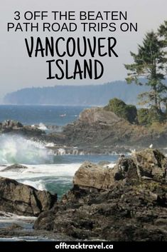 Oct 2018 - See the magnificence of Vancouver Island, Canada, without the crowds on these three road trip itineraries written by an ex-local. Cool Places To Visit, Places To Travel, Travel Destinations, Places To Go, Quebec, Toronto, Vancouver Island, Vancouver Hiking, Vancouver Vacation