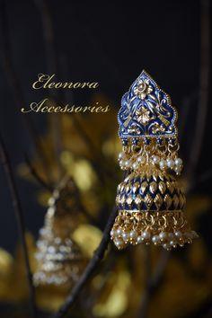 Fancy Earrings, Statement Earrings, Diamond Earrings, Neck Piece, Festival Fashion, Jewlery, Ethnic, Fashion Jewelry, Stylish
