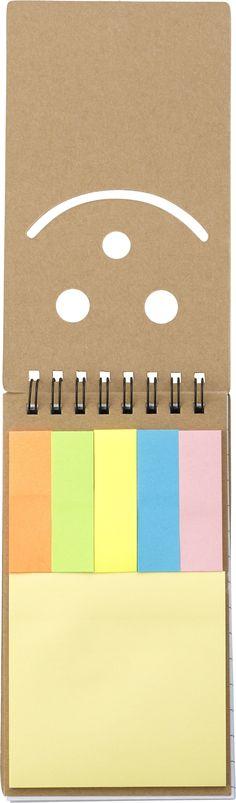 Notatnik, karteczki samoprzylepne (V2810-00) - Golden Gifts - Gadżety reklamowe