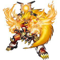 Apollomon - Wikimon - The #1 Digimon wiki