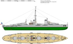 Famous Outlaws, Ship Of The Line, French Army, All The Things Meme, Dieselpunk, Battleship, Wow Products, Lyon, Warfare