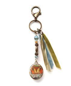 'Fly' Key Ring.